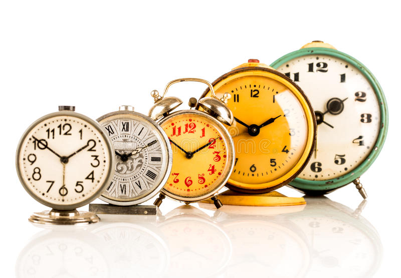 Download Old clock stock photo. Image of wake, business, alarm - 28495954