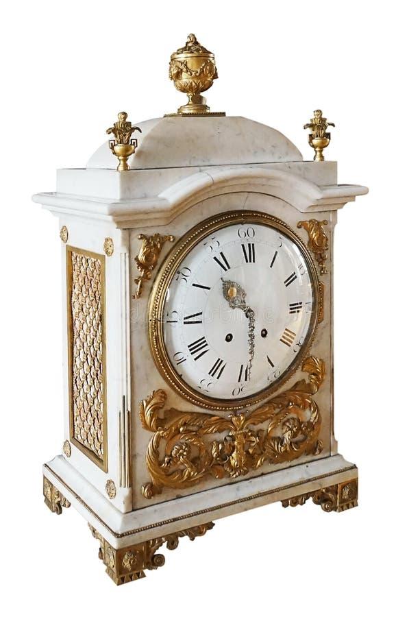 Free Old Clock Stock Image - 55700711