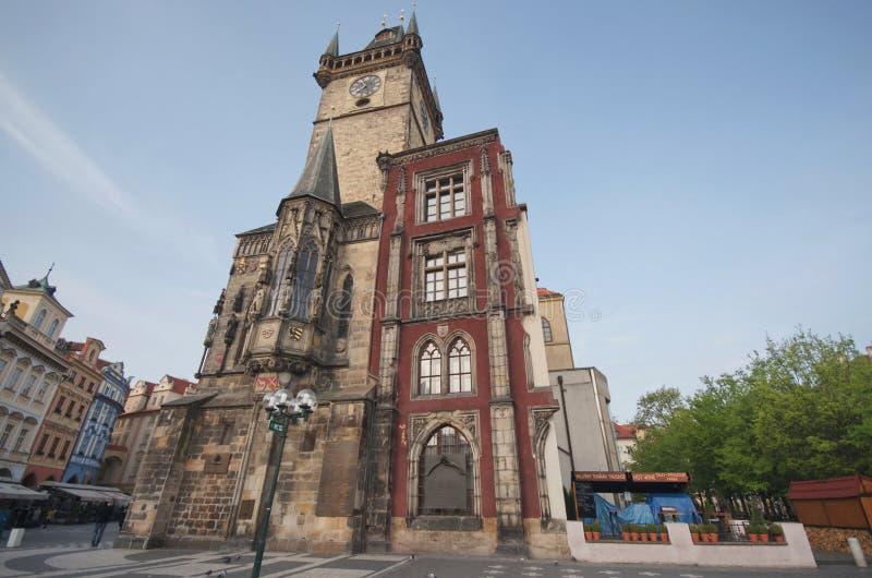 Old Clock Tower, Stare Mesto, Prague