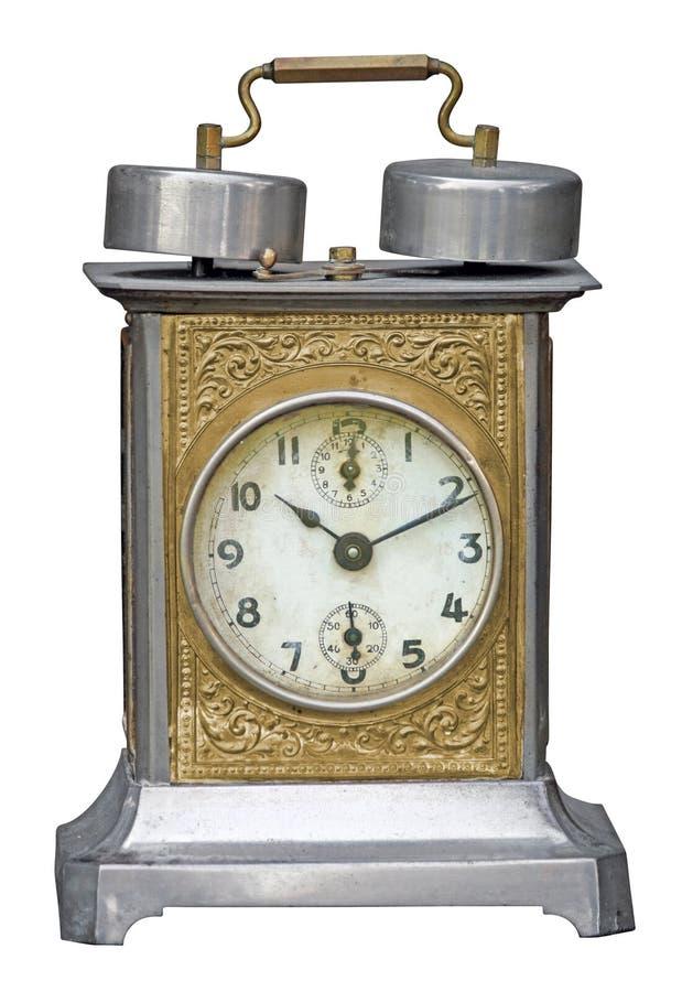 Old clocks royalty free illustration
