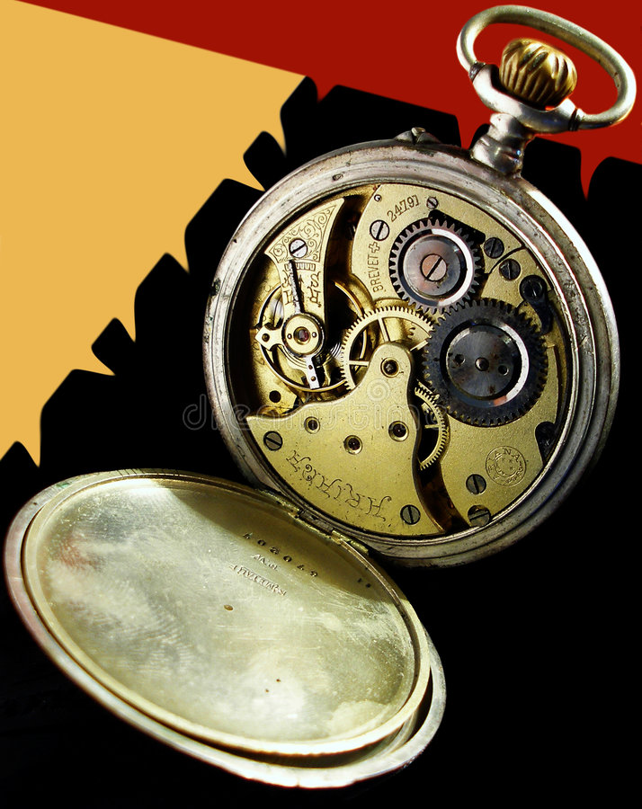 Free Old Clockwork Royalty Free Stock Photos - 8239898