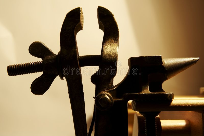 Download Old clutch stock photo. Image of soft, repair, toolbox - 1076024