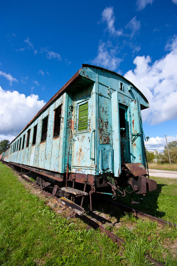 Download Old coach stock photo. Image of stock, condition, track - 21496276