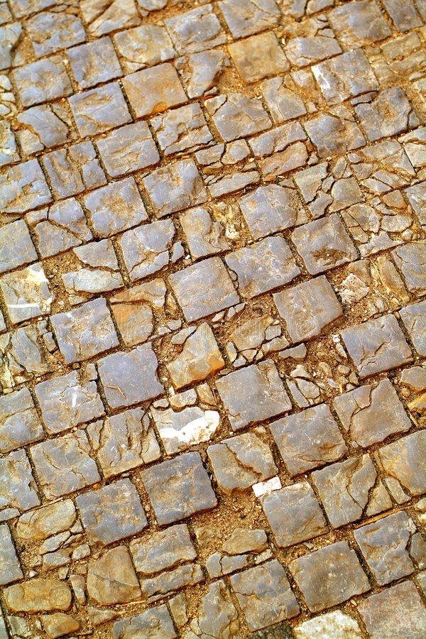 Download Old Cobblestone Pavement Stock Images - Image: 3659524