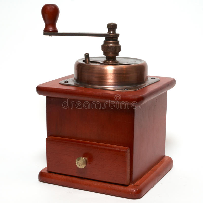 Free Old Coffee Grinder Royalty Free Stock Images - 11710919