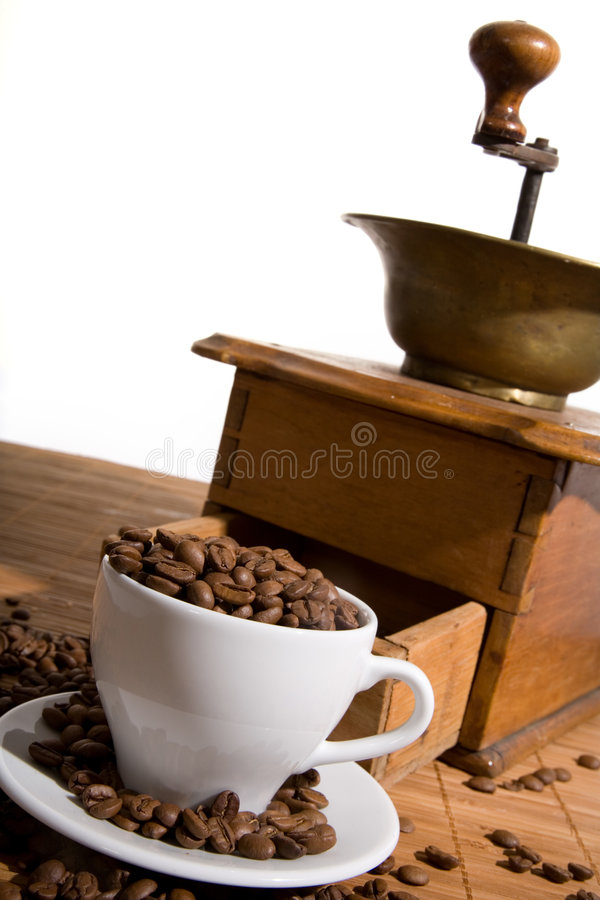 Free Old Coffee Grinder Stock Images - 7117844