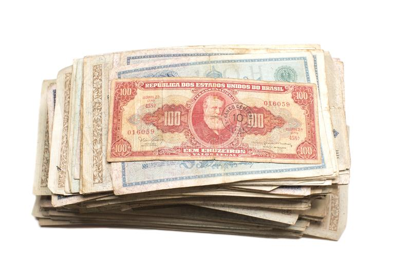 Collectibles Coins Banknotes Awards. Old collectibles Coins Banknotes Awards and etc stock photo