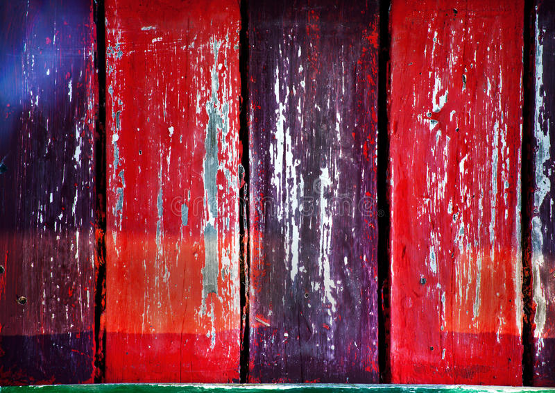 Download Old Colorful Wood Background Stock Photo - Image: 26608170