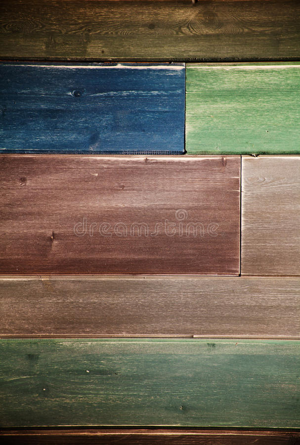 Download Old Colorful Wood Background Stock Image - Image of retro, aged: 26608187