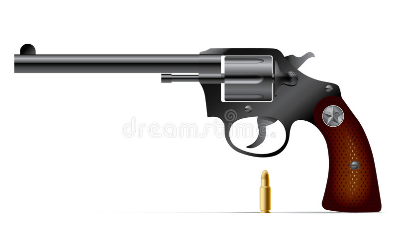Old colt stock photo