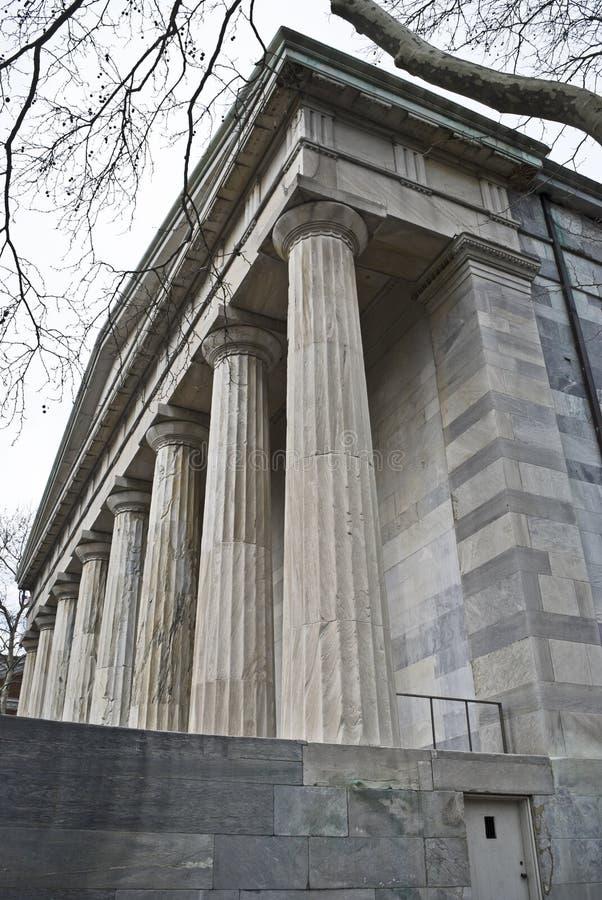 Old Columns stock photos