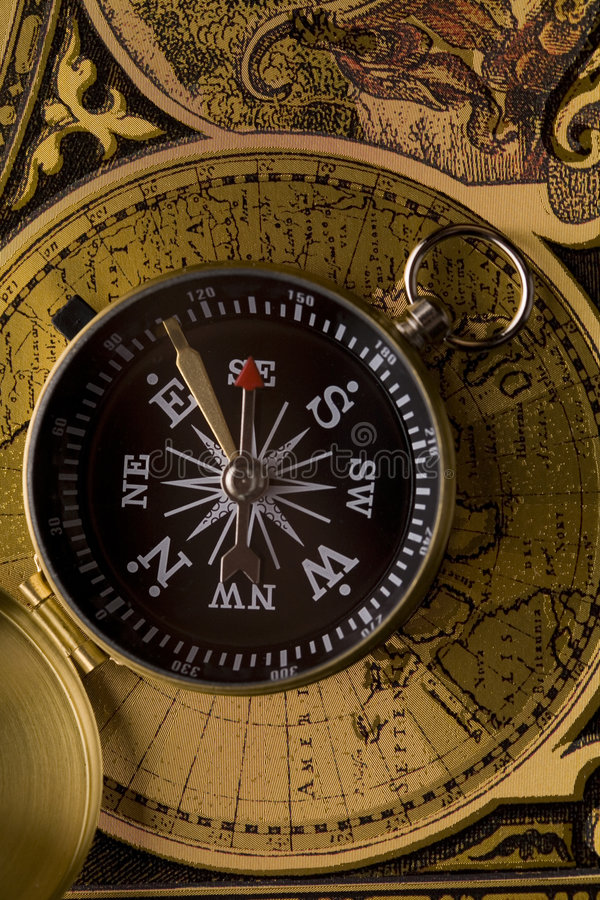 Free Old Compass Stock Photos - 9040793