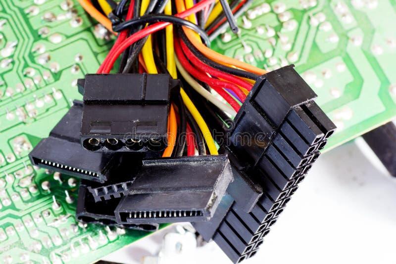 Download Old Computer Parts stock photo. Image of garbage, metal - 77938820