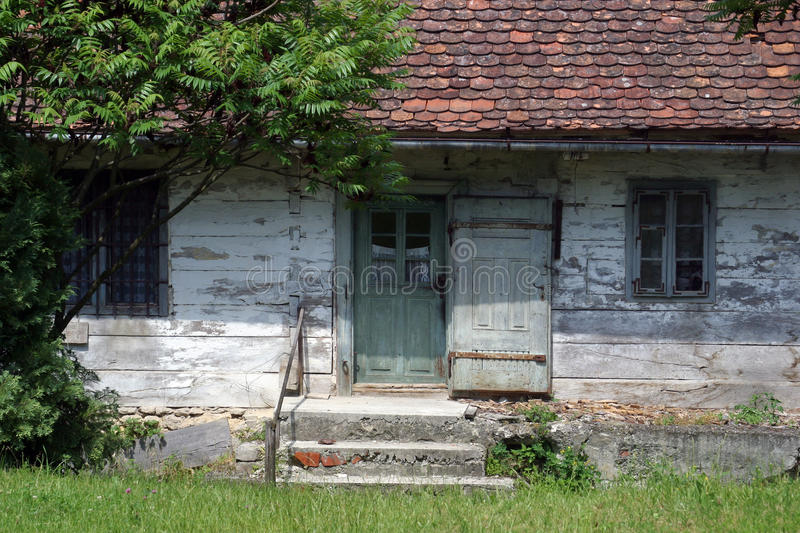 Old country house stock photos