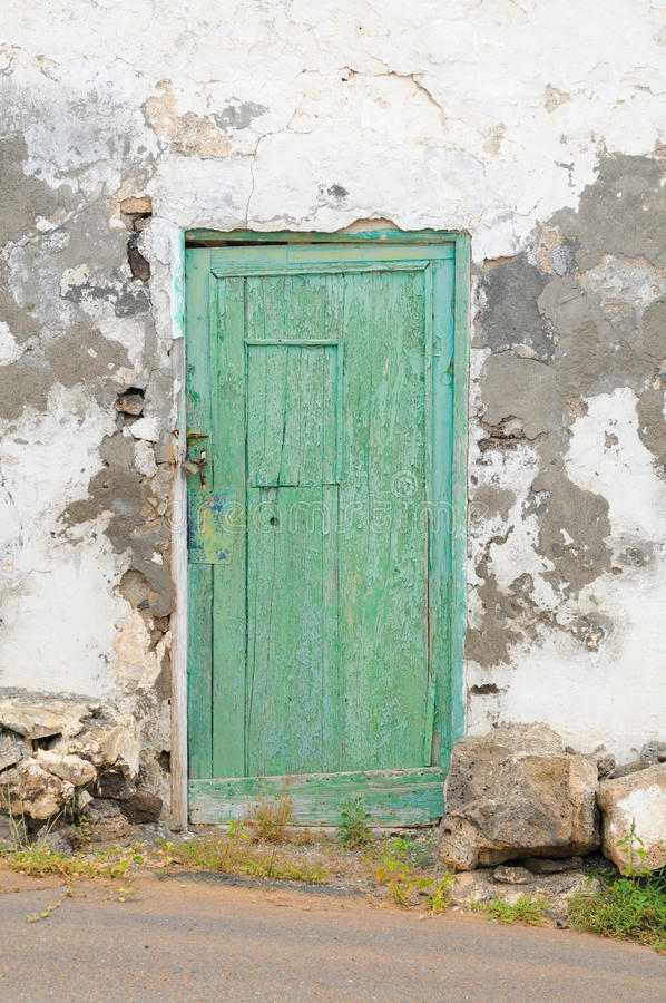 Download Old Countryhouse On Lanzarote Stock Image - Image: 18125615
