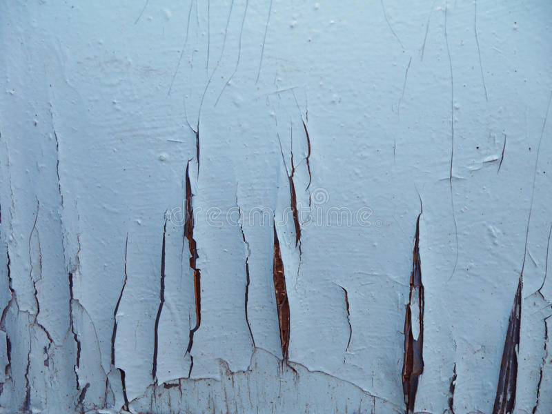 Old cracked painted stock photos