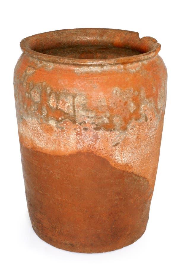 Download Old crock stock photo. Image of handicraft, civilization - 20950094