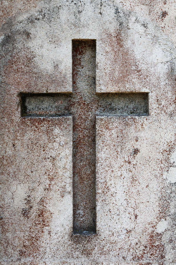 Free Old Cross Royalty Free Stock Photos - 1041238