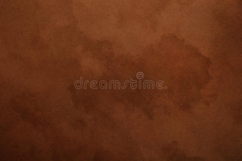 Old dark brown paper parchment background royalty free stock photos