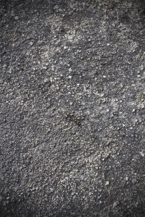 Old dark concrete texture for background. Copy space stock photo