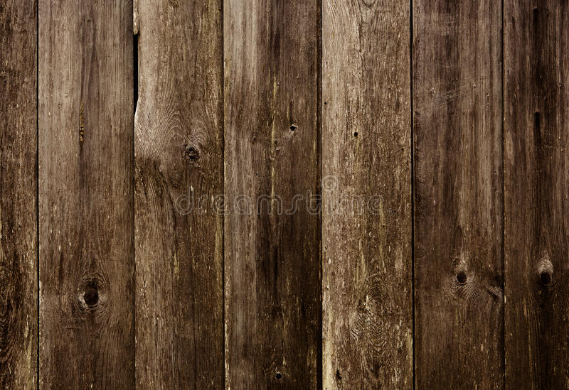 Old dark Wood Background. Textures royalty free stock image