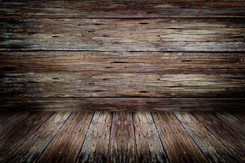 Download Old Dark Wood Rotten Wall And Floor Texture Stock Image   Image Of  Floor,