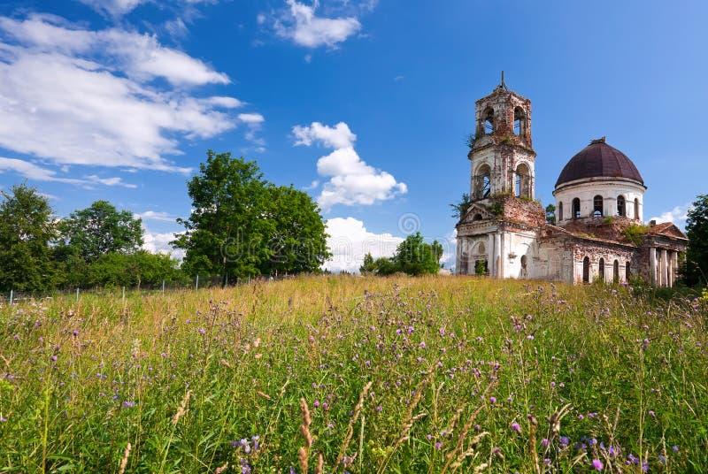 Old deserted church