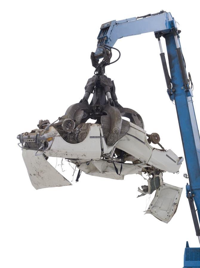 Download Old destroyed car stock image. Image of environment, crash - 25098693