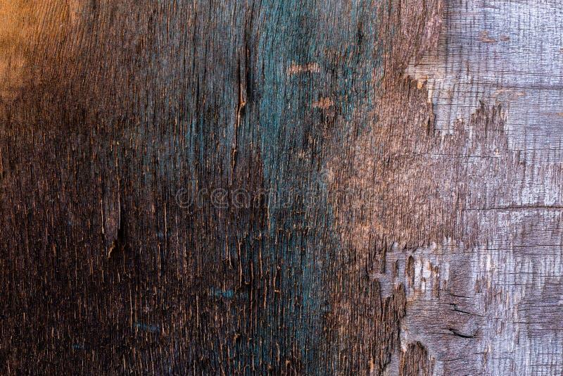 Old destroyed plywood sheet closeup surface texture stock photos