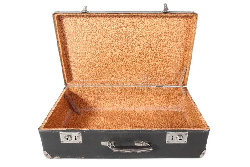 Download Old Dirty Dusty Suitcase. Suitcase Is Opened Stock Image - Image: 15512373