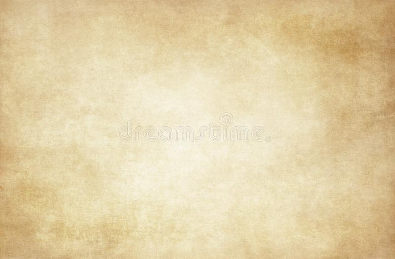 Old dirty paper texture stock image