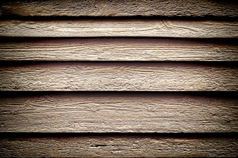 Old Distressed Wood Clapboard Grunge Background