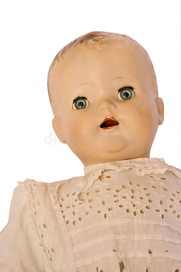 Free Old Doll Stock Photo - 8440090