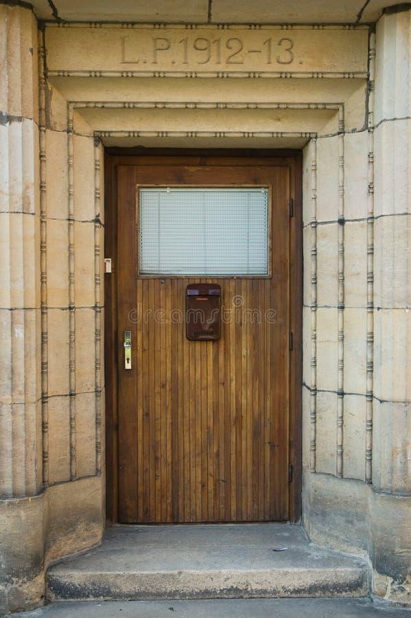 Free Old Door Stock Photo - 12607670