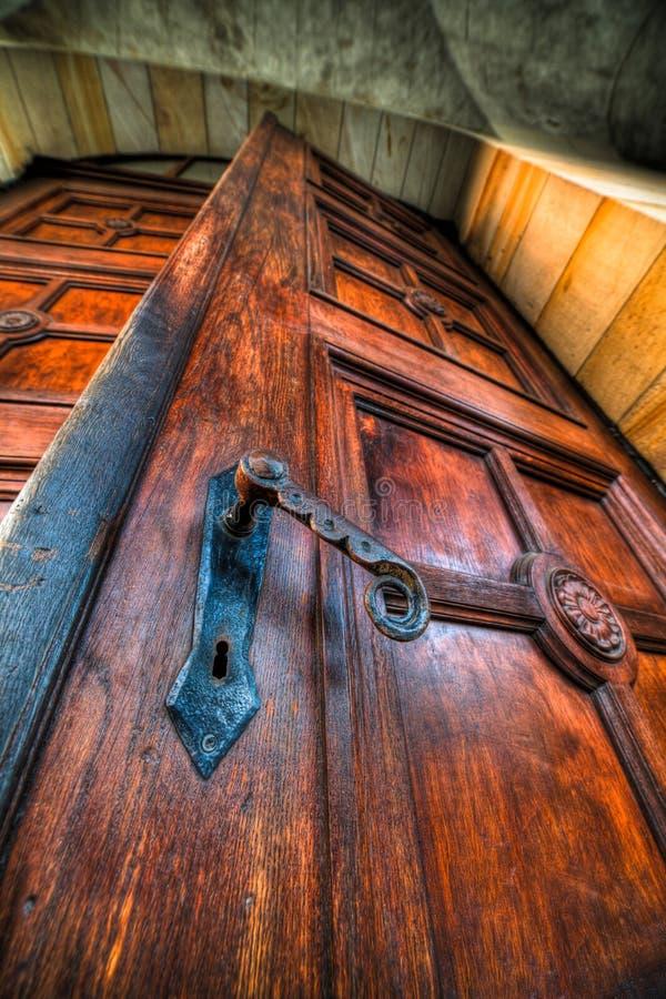 Free Old Door Royalty Free Stock Image - 15753826