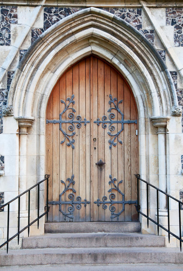 Download Old door stock photo. Image of entryway, arch, classic - 16626792