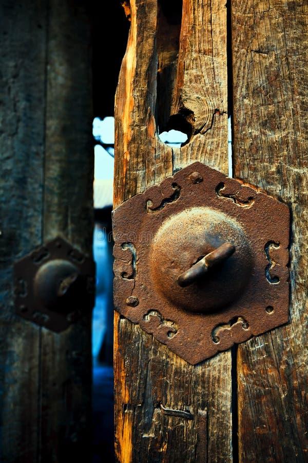 Free Old Door Royalty Free Stock Image - 17867676