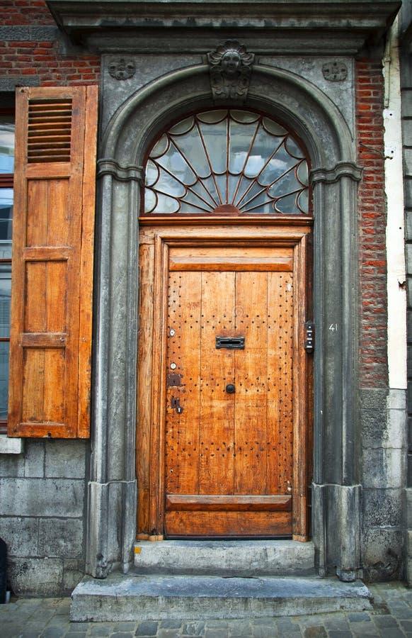 Free Old Door Stock Photo - 21961690