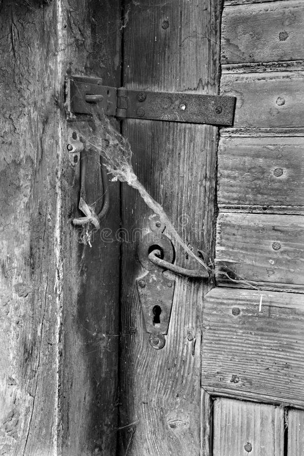Download Old Door Royalty Free Stock Images - Image: 27478869