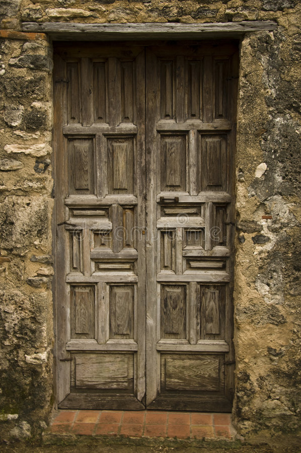Free Old Door Stock Photography - 5789422