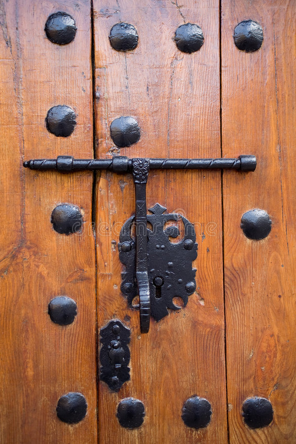 Download Old Door Royalty Free Stock Photography - Image: 7702407