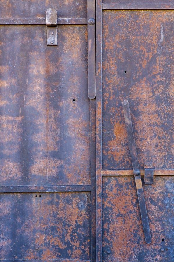 Download Old Door Closeup stock photo. Image of panes, nevada - 23697762