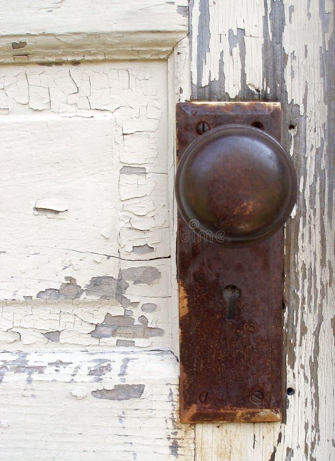 Free Old Door Knob Stock Photography - 5774452