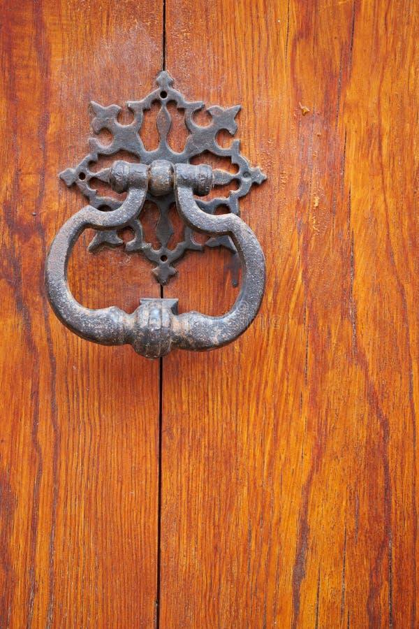 Old Door Knocker Royalty Free Stock Photos