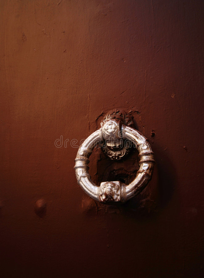 Free Old Door Knocker Stock Photos - 3529073