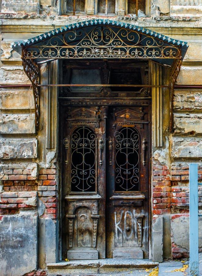 Old door royalty free stock photos