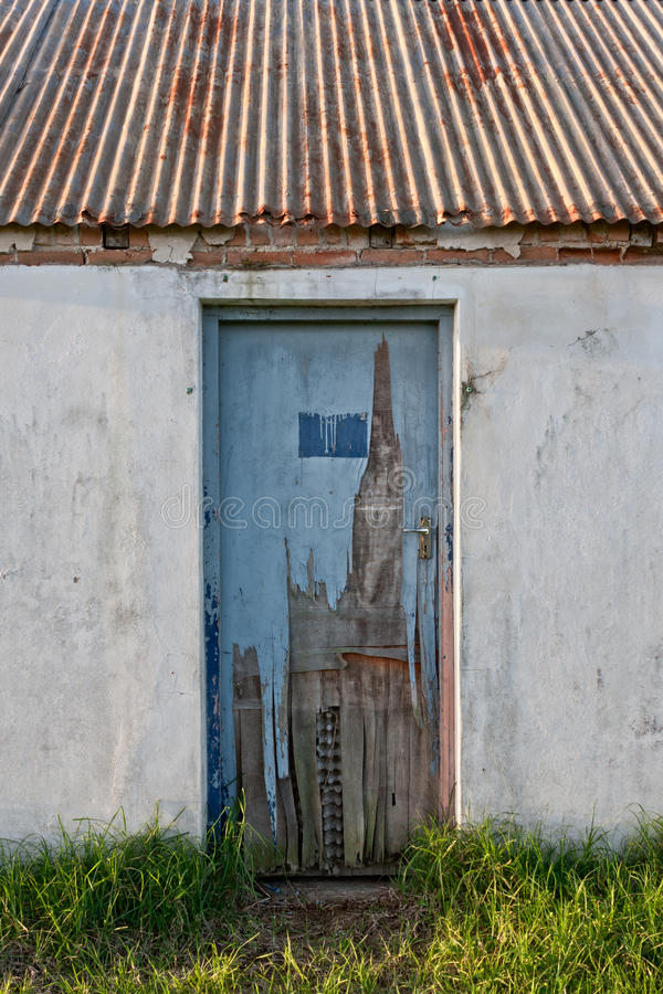 Download Old doorway stock image. Image of grunge, structure, rustic - 25345835