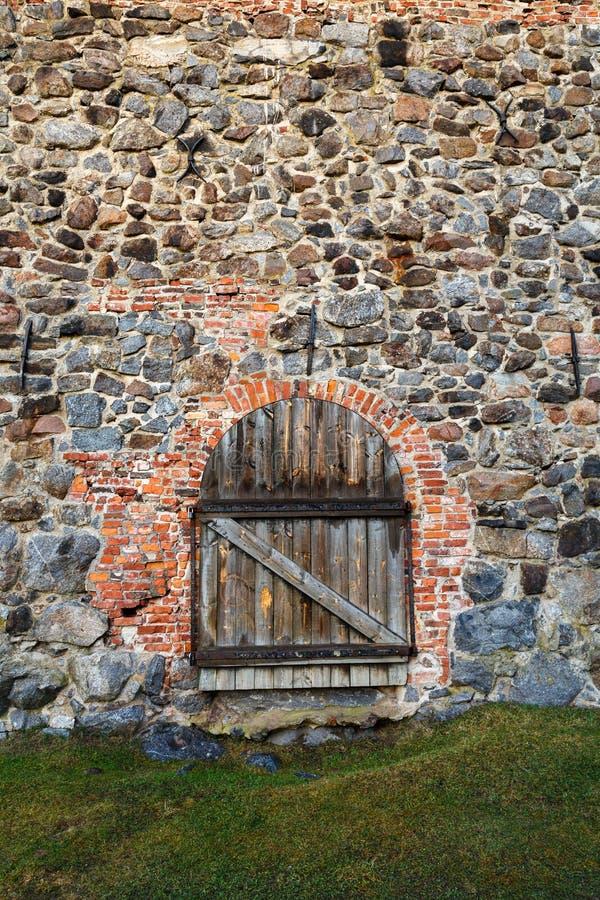 Old doorway stock images