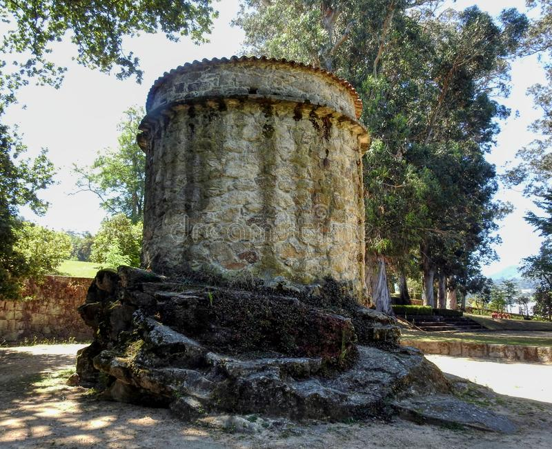 Old dovecote. royalty free stock images