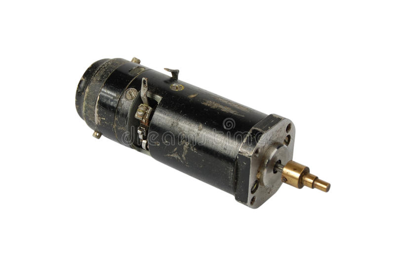 The old electric motor